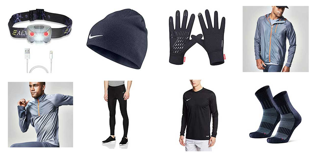 10 Best winter running gear items for men