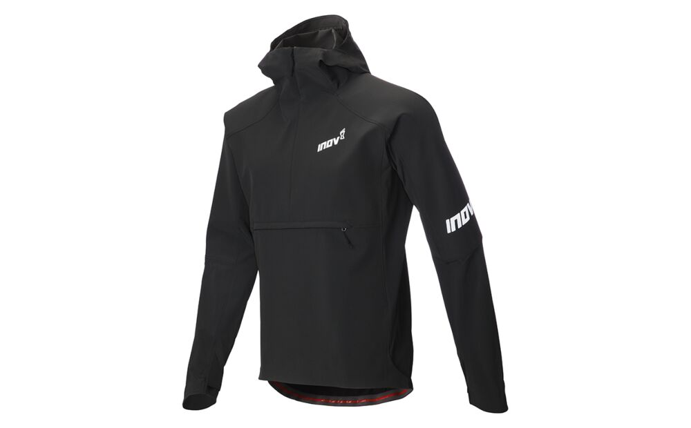 Inov-8 softshell men's thermal running jacket - product recommendation