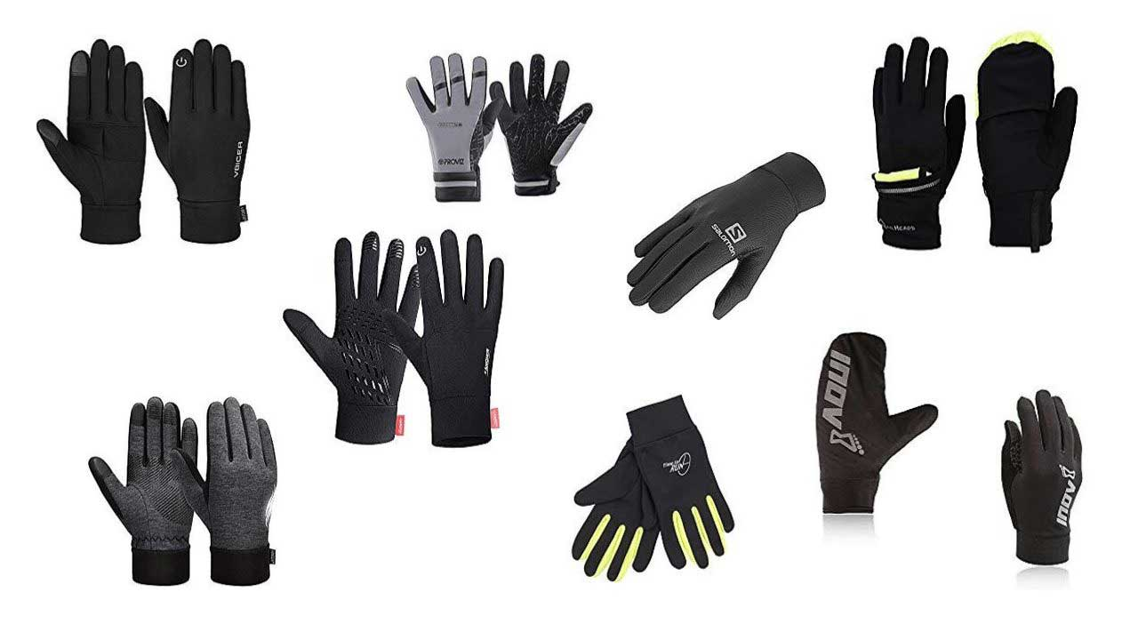 10 Pairs of running gloves to keep you warm this winter