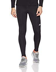 New Balance Men's core running tights - product recommendation