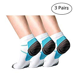 Socks which are particularly good for those suffering with plantar fasciitis