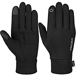 Vbiger unisex touchscreen running gloves - product recommendation