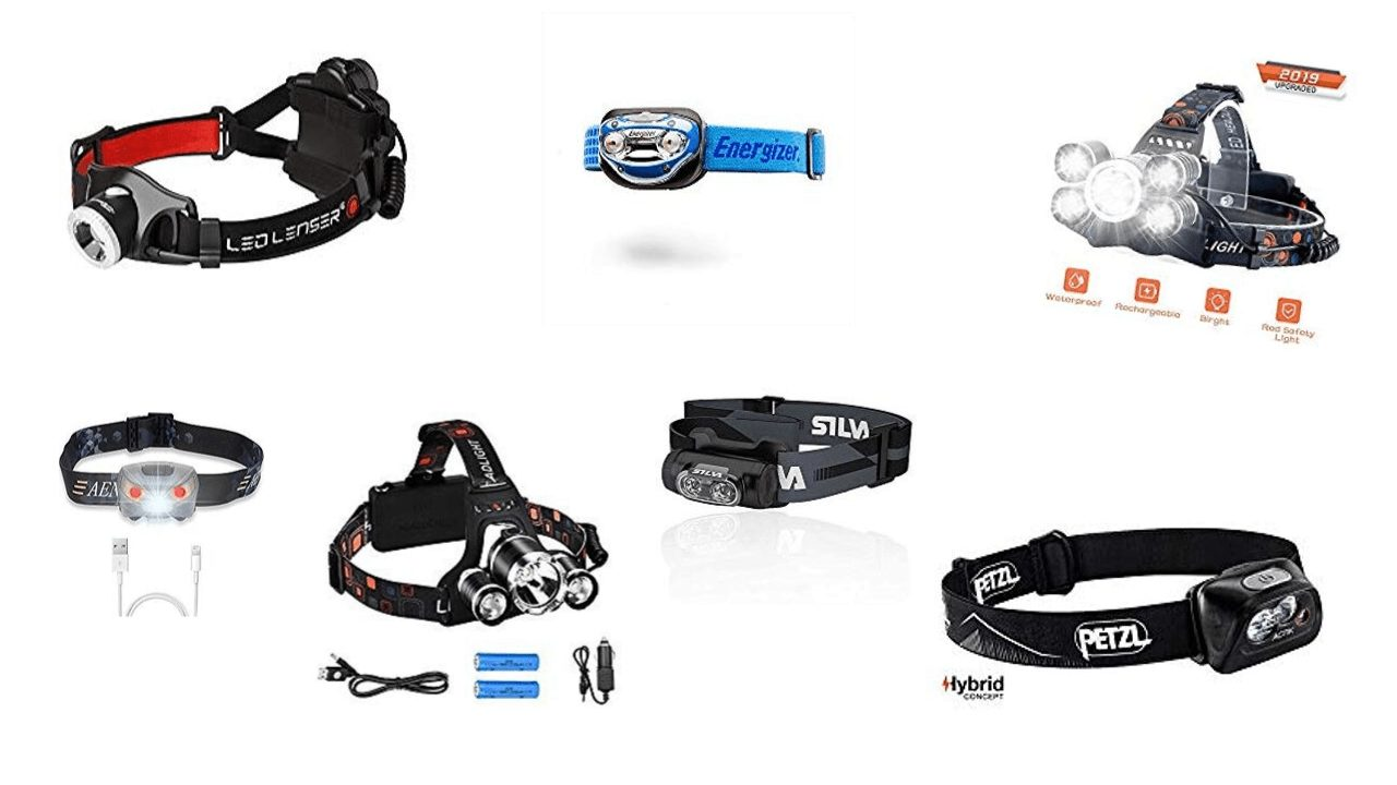 7 of the best running head torches as displayed in this article