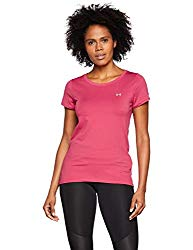 Under Armour Women's HeatGear gym t-shirt (product recommendation)