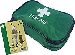 First aid kit for pets - product suggestion