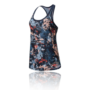 New Balance accelerate printed women's vest - product suggestion
