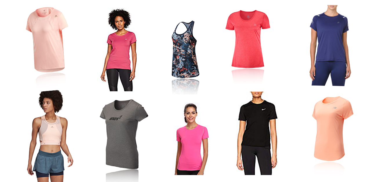 15 Best women's running shirts in 2020
