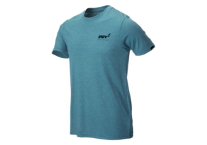 Inov-8 tri-blend running and training tee - product recommendation for men