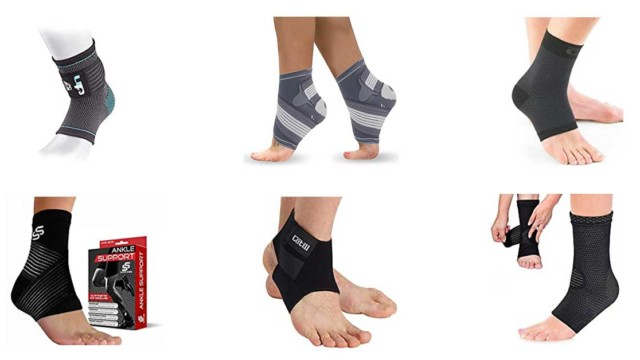 Best 6 ankle supports for running in 2021