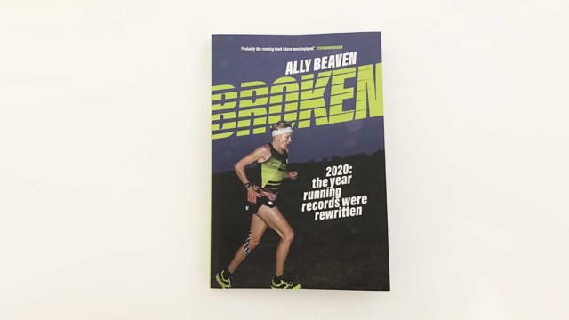 Ally Beaven running book review