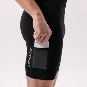 Rockay Men's Half Tight running shorts