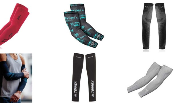 Running arm sleeves: 6 of the best available in 2021