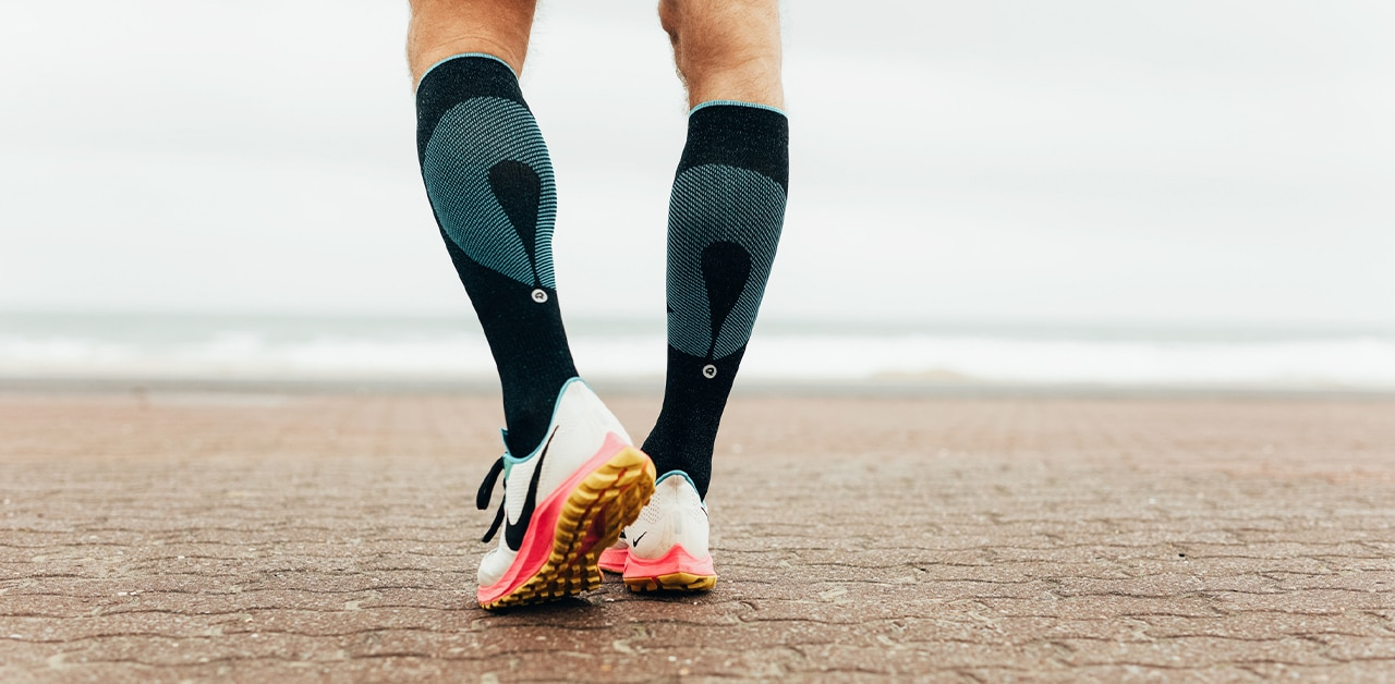 Our review of the Rockay compression running socks