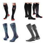 8 Best compression running socks in 2021