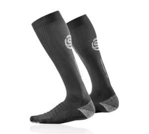 Skins gradient running compression socks